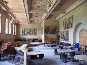 Gates Common Room