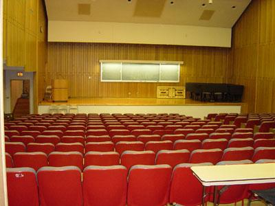 Chapman Center Auditorium