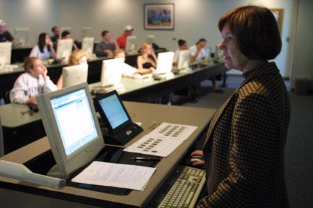 Computer Instructional Classrooms