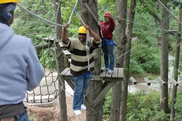 Irons Oaks Environmental Learning Center & Teambuilding Course