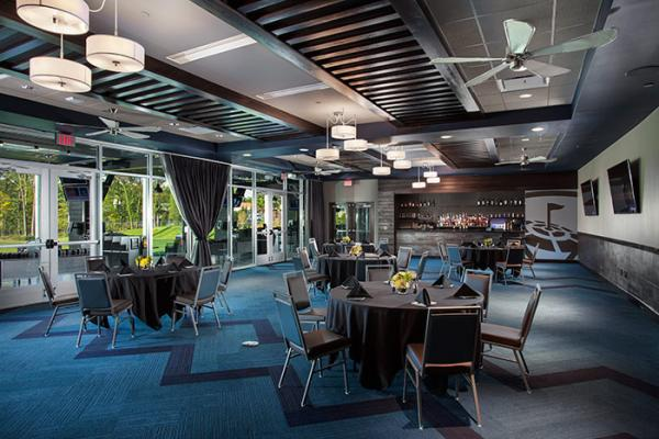 Topgolf Atlanta-Midtown Signature Room