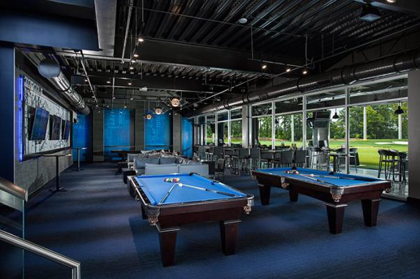 Topgolf Atlanta-Midtown Lower Level Lounge