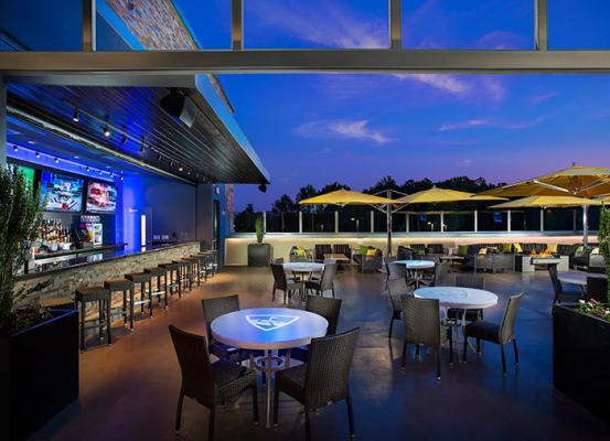 Topgolf Atlanta-Midtown Rooftop Terrace