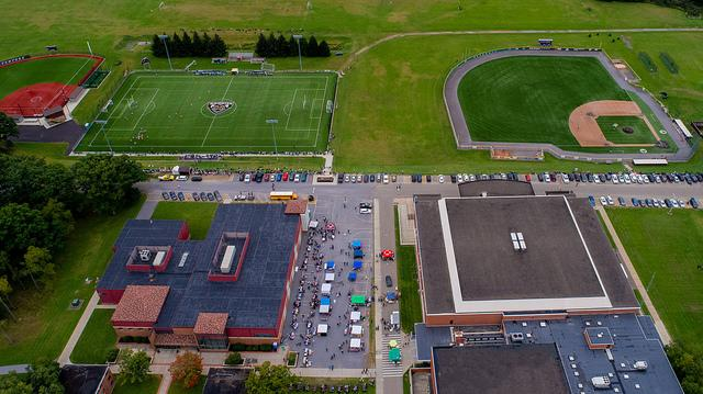 Tom '80 & Michelle Marra Athletic Fields Complex