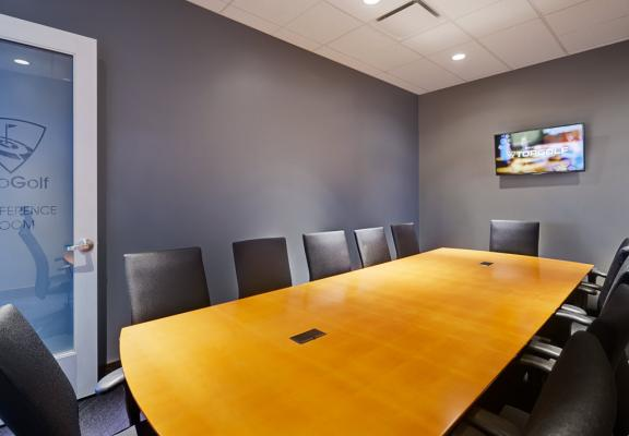 Topgolf Spring Conference Room