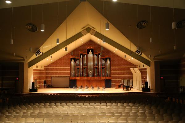 Trinity Christian College Auditorium