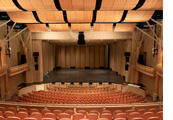 John W. Bardo Fine and Performing Arts Center
