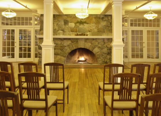 Gullen Lounge at Silver Bay YMCA
