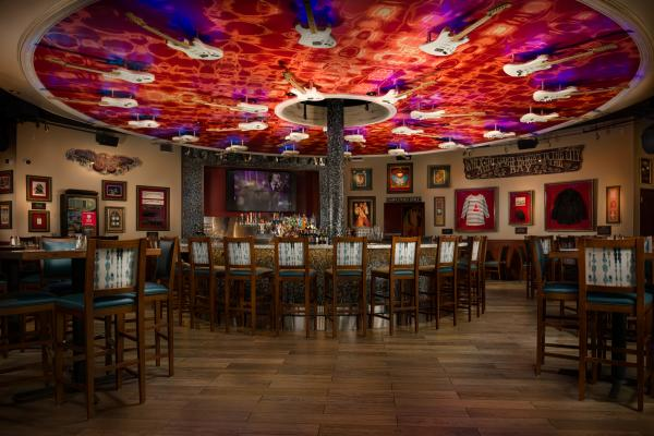 Hard Rock Cafe San Francisco Main Dining Room