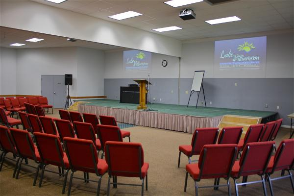 Activity Center Meeting Room