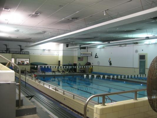 Morrow FieldHouse Pool