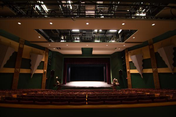 Rigas Family Theater