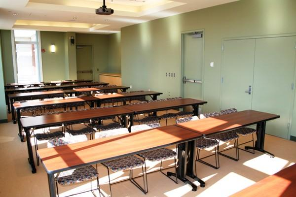 Charles Commons Multipurpose room