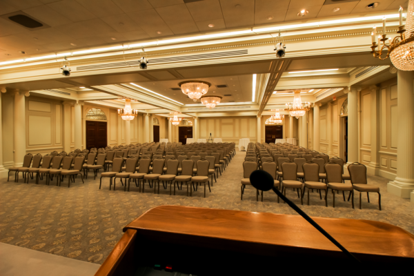 Metcalf Trustee Ballroom