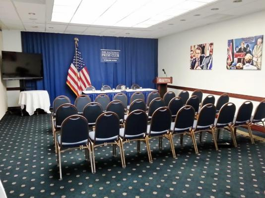 Murrow Room at The National Press Club
