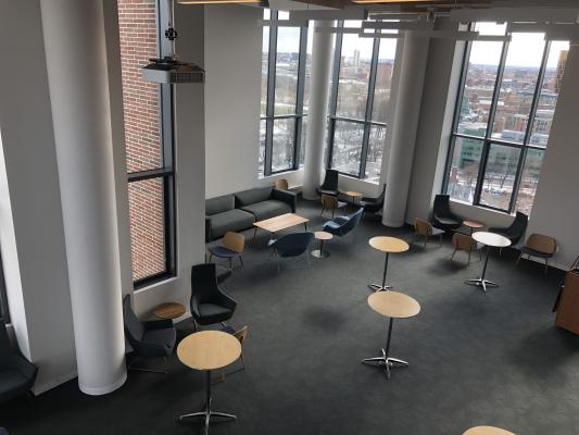 Emmanuel College 17th Floor Event Space
