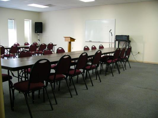 Meeting Space at the Activity Center