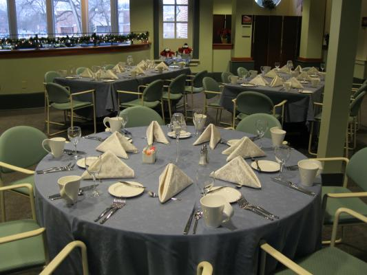 Specialty Dining Banquet