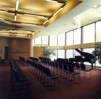 Lied Center Steinhart Room