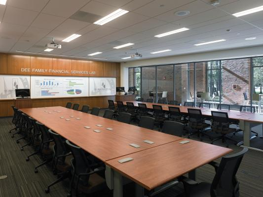 Dee Family Financial Services Lab