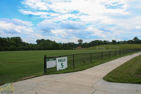 GMU West Campus Park Complex - Recreation - Field 5