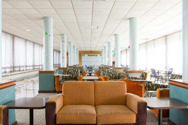 Weston Residence Hall - Main Lounge