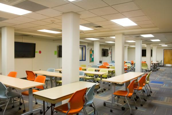Weston Residence Hall - Classroom