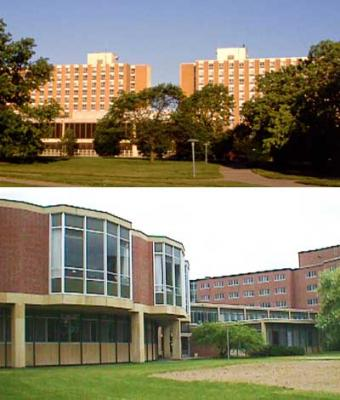 Residence Halls with Classrooms