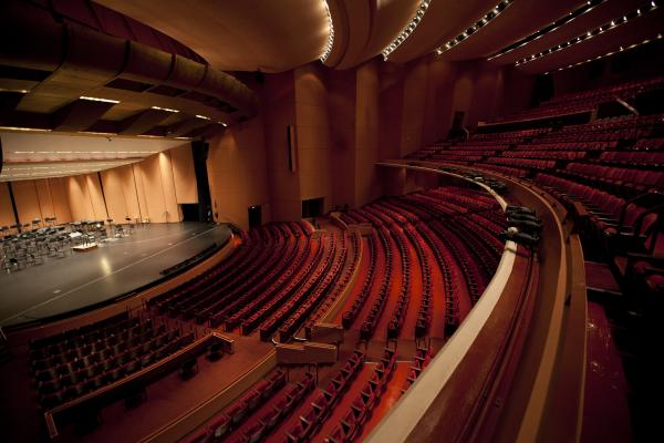 Lied Center Auditorium