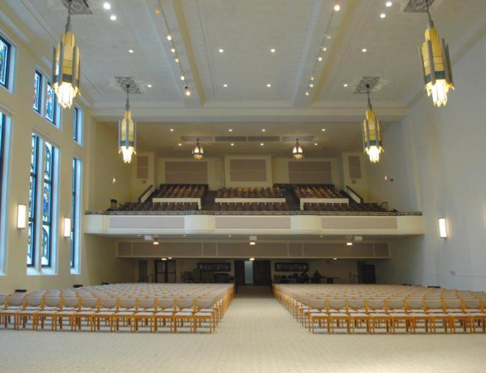 Mundelein Auditorium at Lake Shore Campus