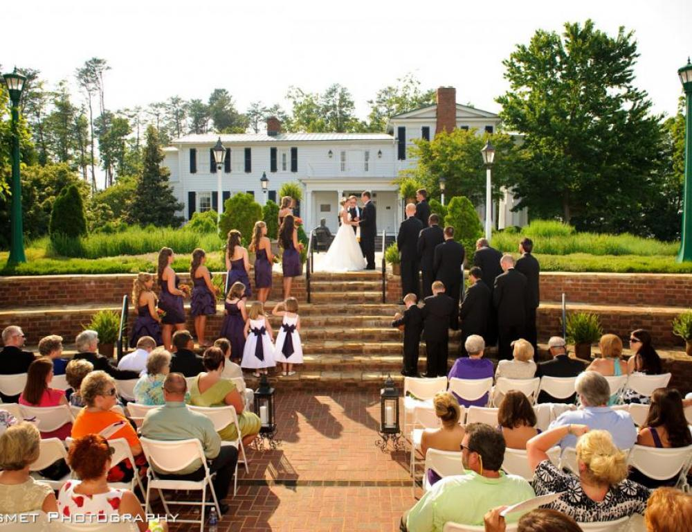 Heller Terrace Wedding at Younts Conference Center