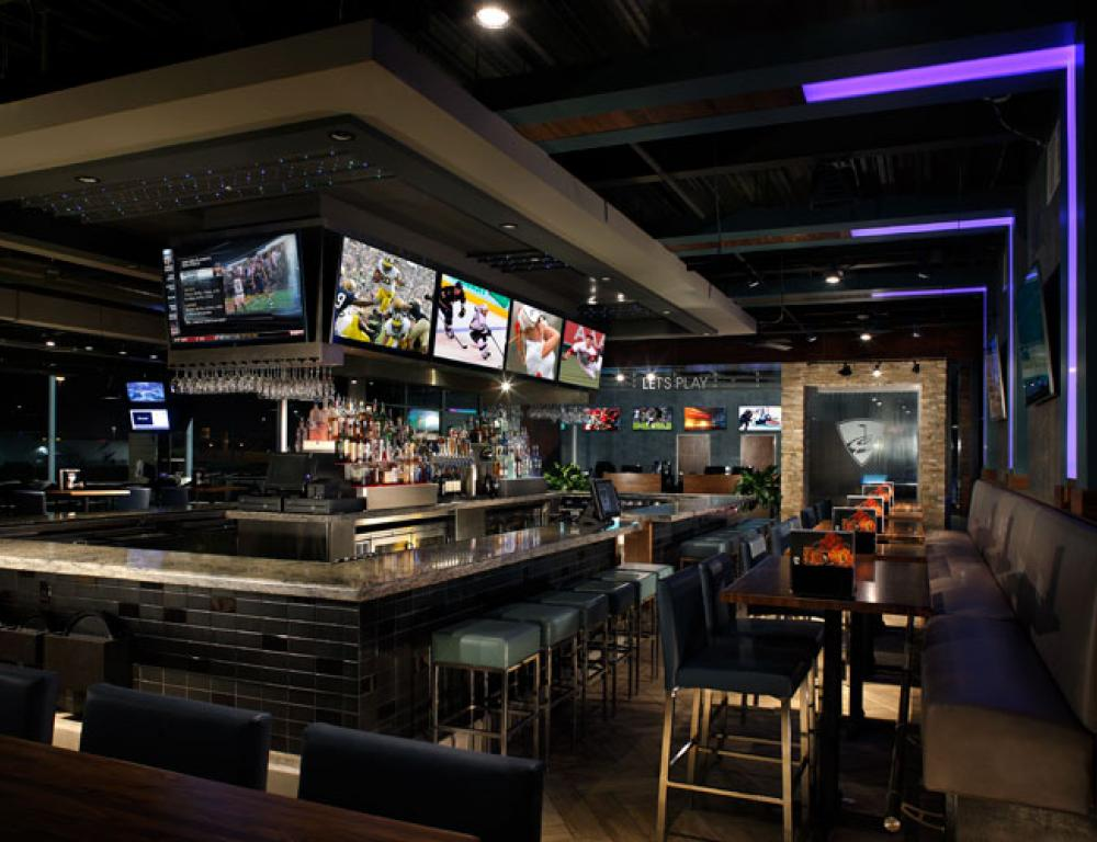 Topgolf Houston-Katy Main Bar