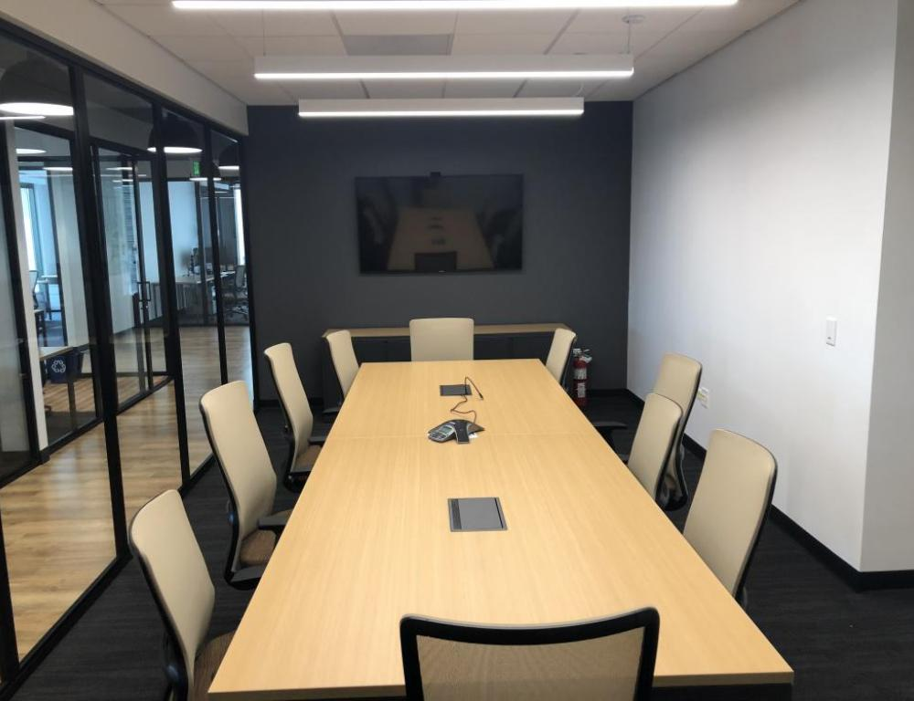 Ten Person Conference Room