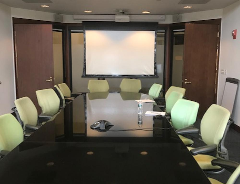 Conference Room, Stahl Building, 73 Tremont Street