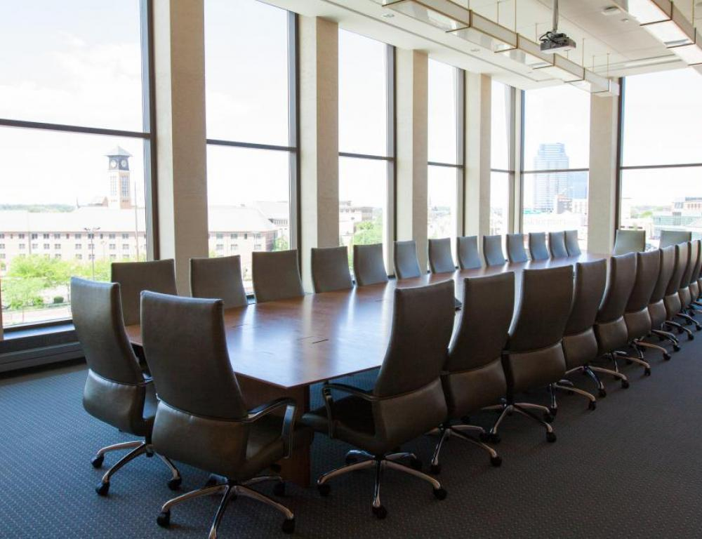 L. William Seidman Center - Amway Executive Boardroom