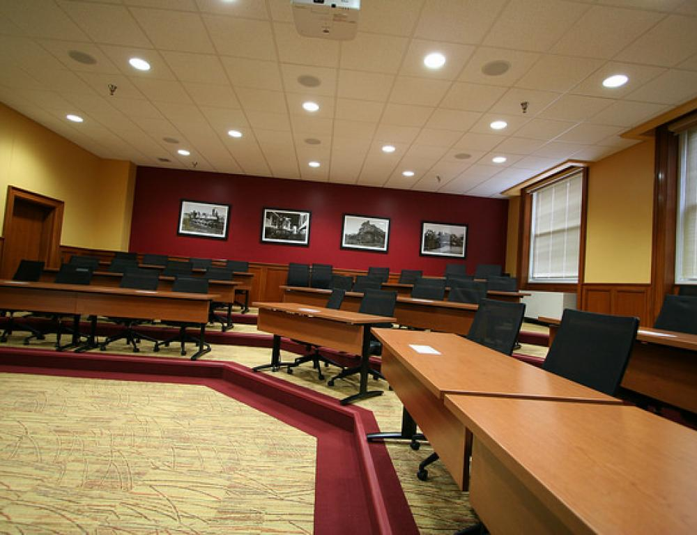 State of the art meeting facilities