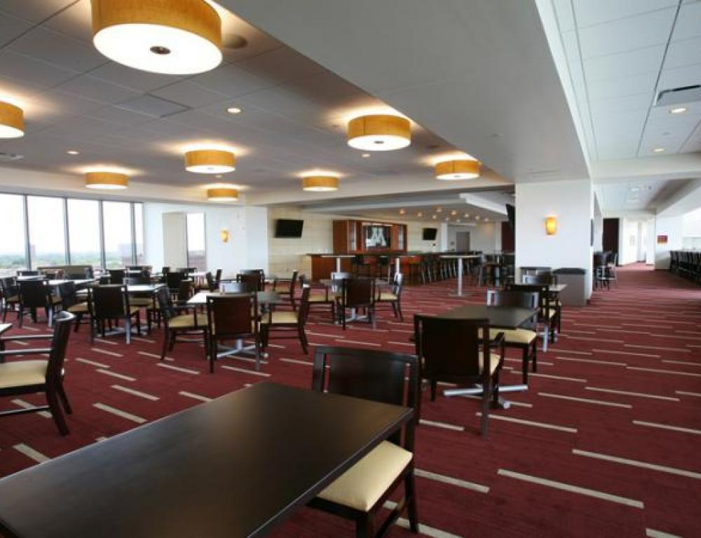 TCF Bank Stadium DQ Clubroom