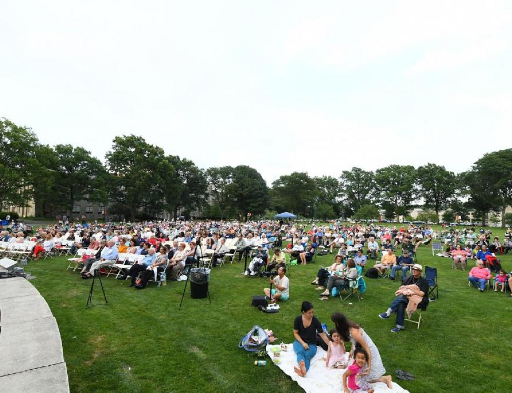 Great Lawn - Outdoor Concert
