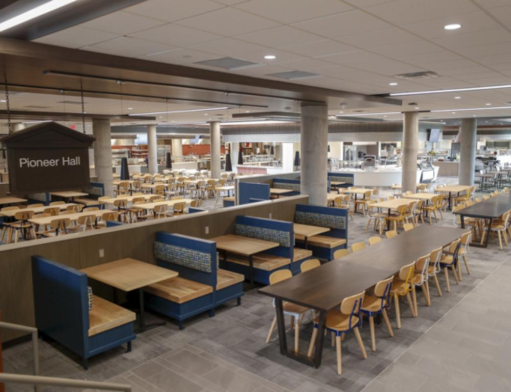 Pioneer Residential Dining Center