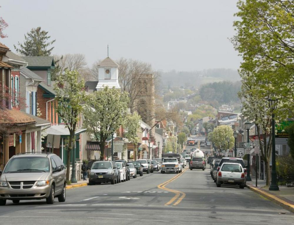 Borough of Kutztown - Main Street