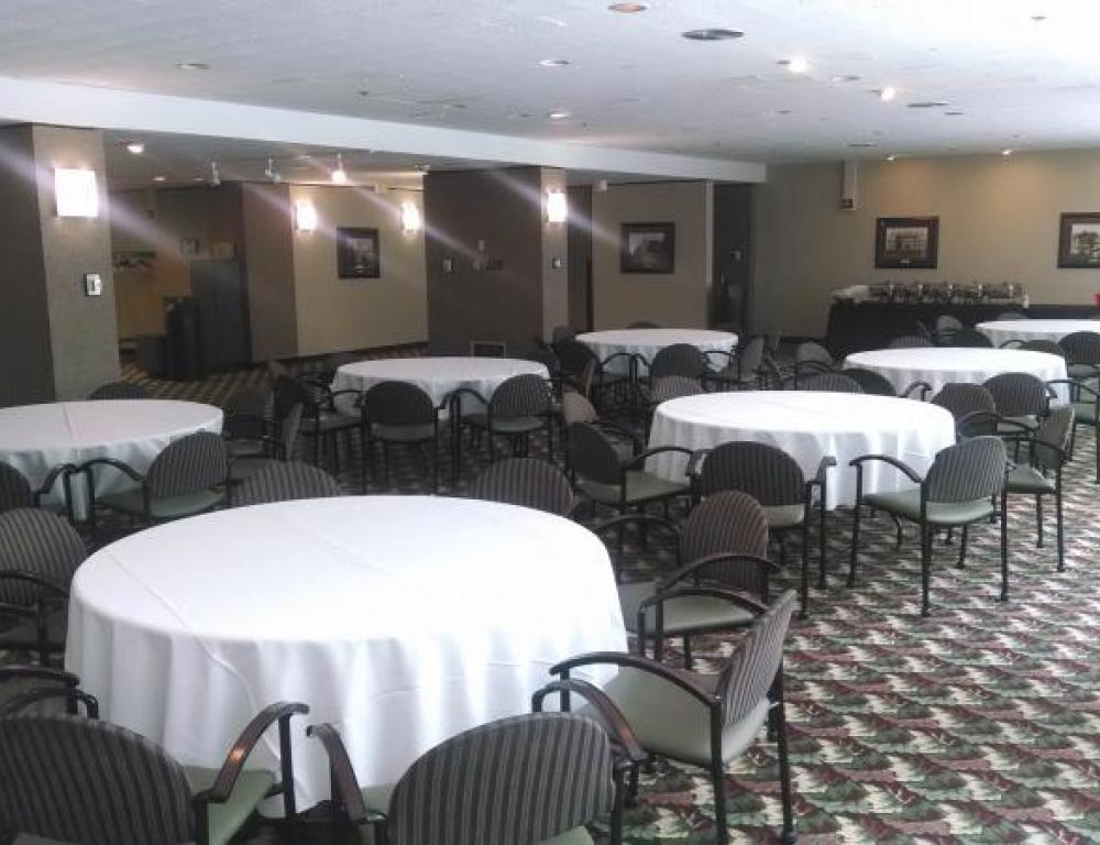Student Center - Old Main Room (Catering set up)
