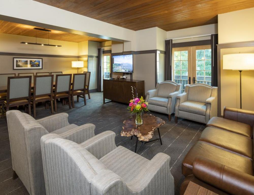 Lied Lodge & Conference Center Hospitality Suite