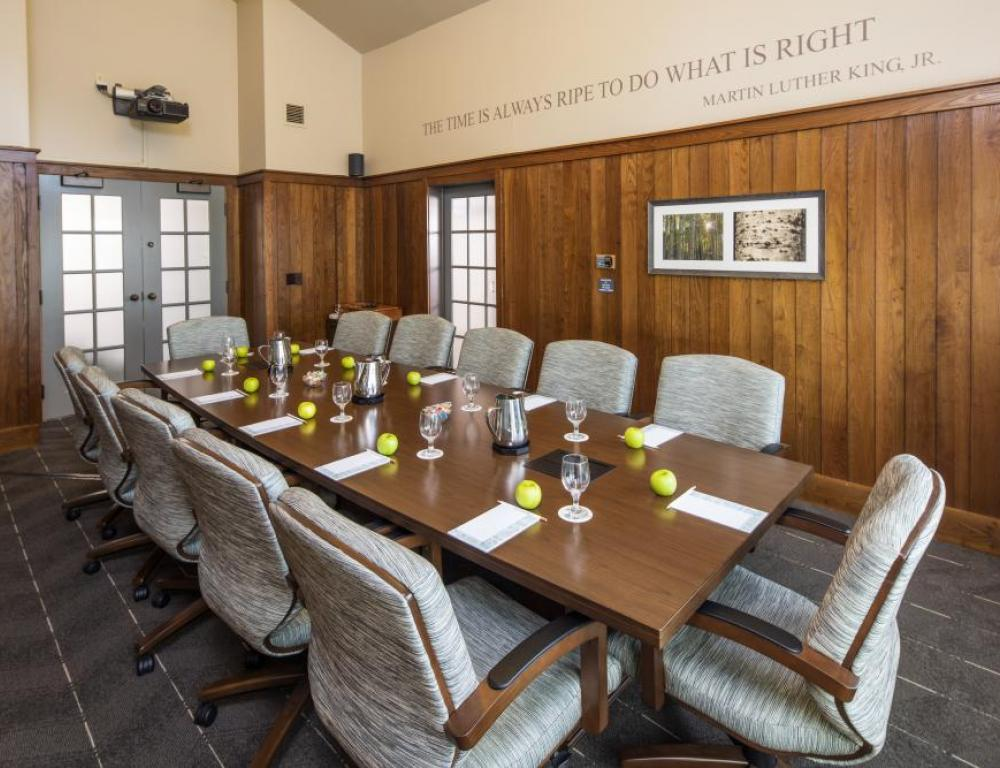 Lied Lodge & Conference Center Boardroom