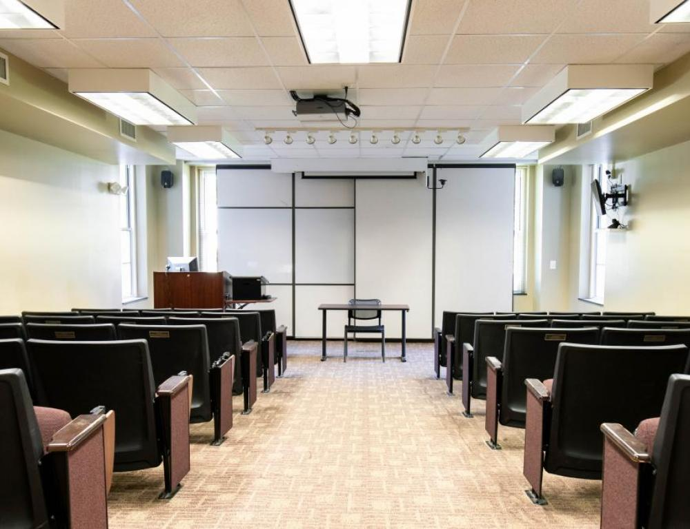 Snipes Lecture Hall - Seminar Room