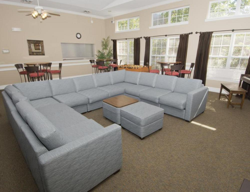 Community Lounge/Meeting Space