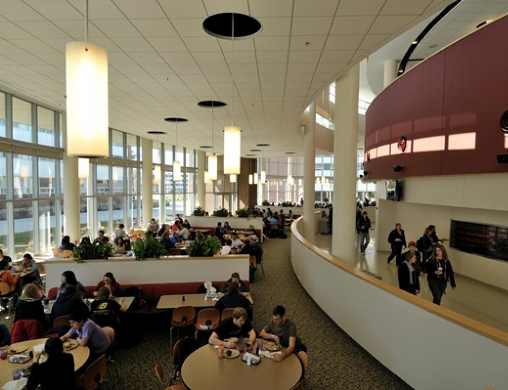 Ikenberry Dining Center