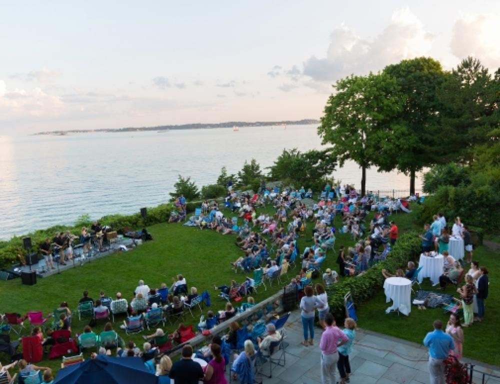 Concert on the Misselwood Lawn