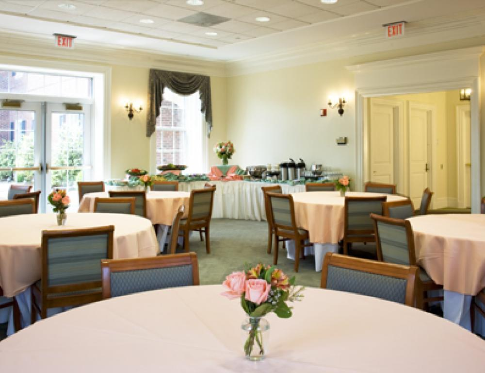 Loser Hall Dining Room
