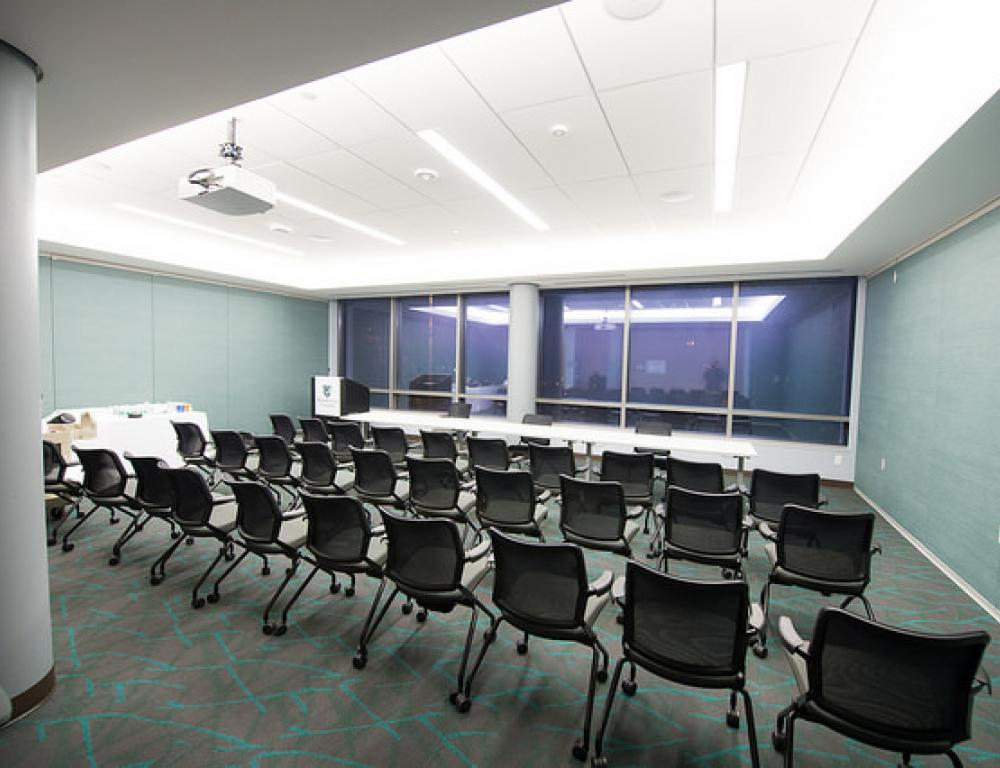 Kelly Commons 4th Floor - Conference Room (Lecture Style)