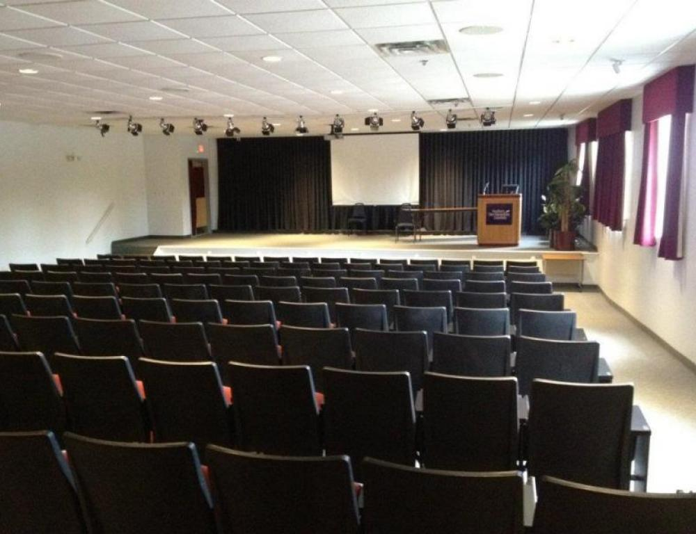 SNHU has 3 lecture halls complete with audio visual technology